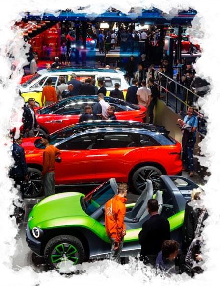 Salons français de l'automobile